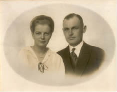 Otto and Frieda von Rost